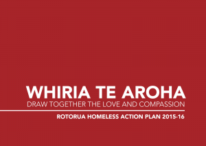 Rotorua Homeless Action Plan 2015-2016