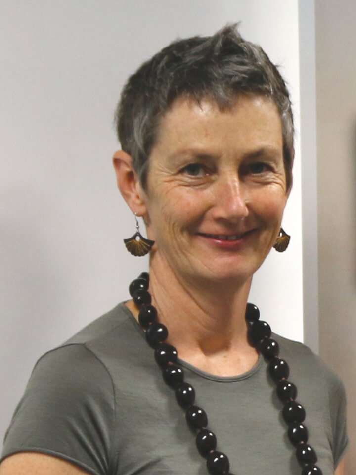 Moira Lawler, Chief Executive