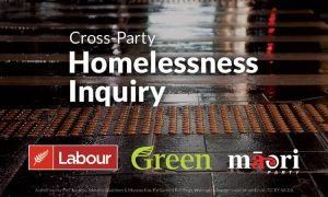 homelessness, inquiry, cross-party