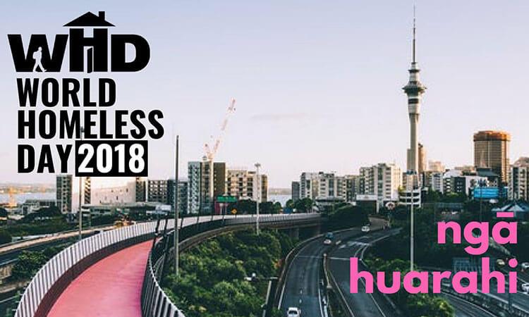 World Homeless Day Auckland 2018