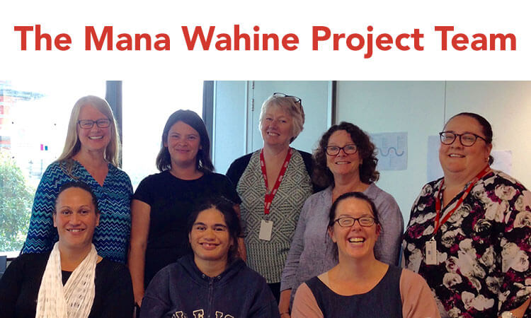 Mana Wahine seeks to understand the particular needs and experiences of women (including those from the Rainbow community) experiencing homelessness in the Auckland City Centre.