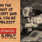 Join the Lifewise Big Sleepout Rotorua